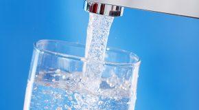 Qualité de l'eau du robinet