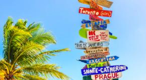 Voyages : s'informer pour l'étranger