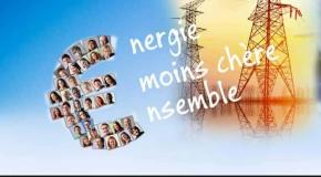 « Énergie moins chère ensemble »